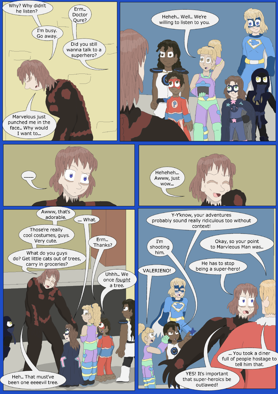Based On A Blue Story- Page 13