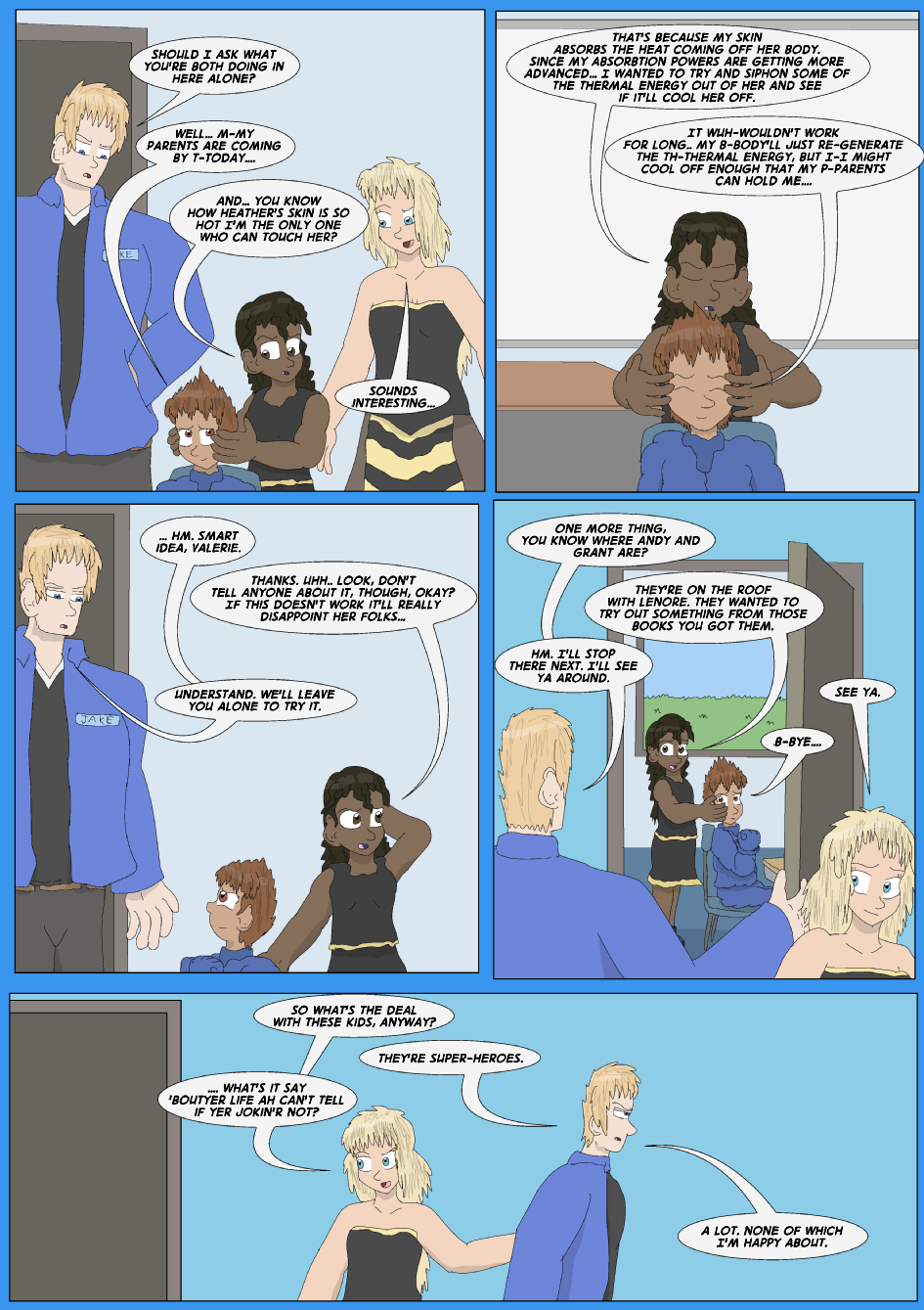 Tangled Up In Blue, Page 10