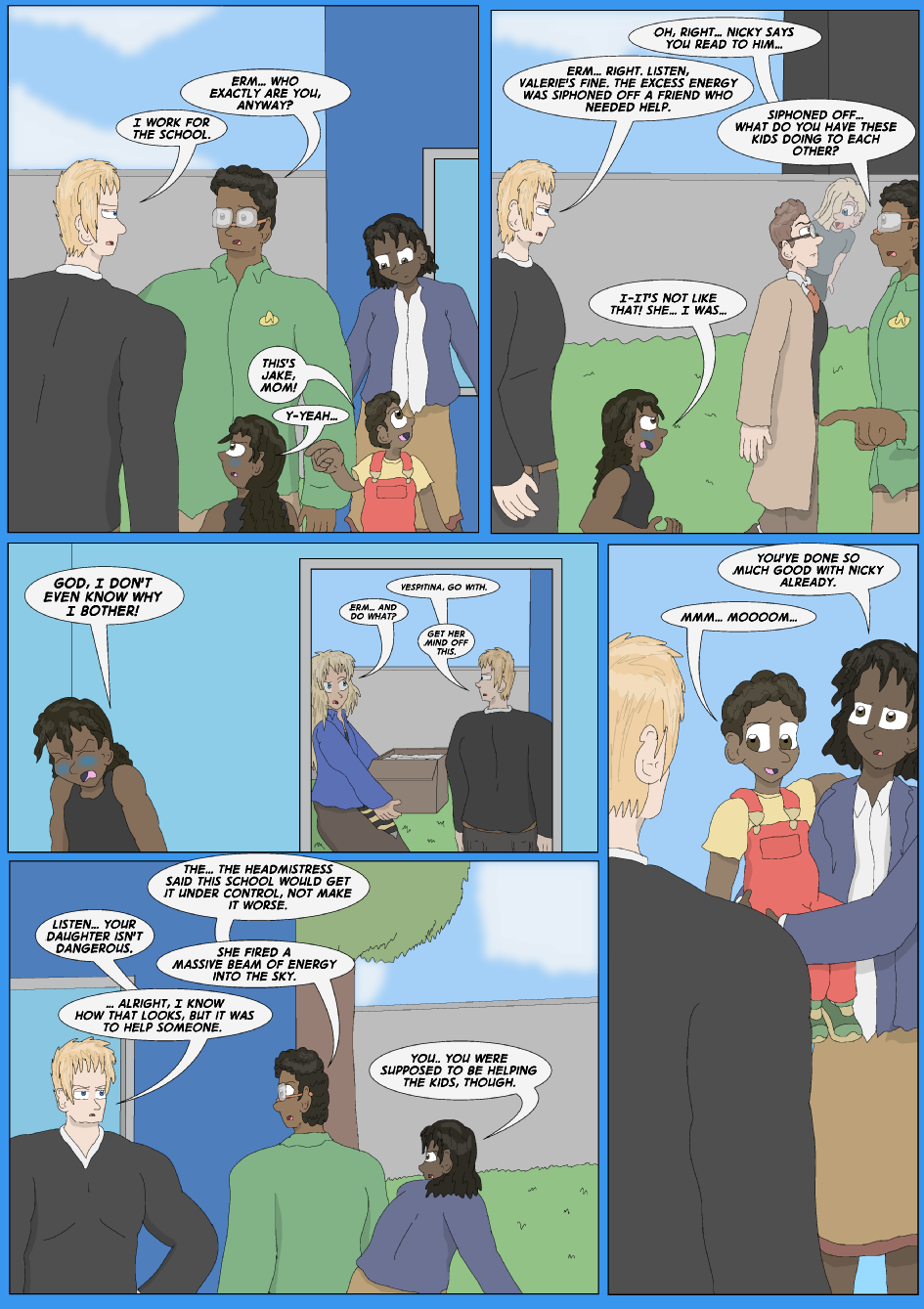 Tangled Up In Blue, Page 29