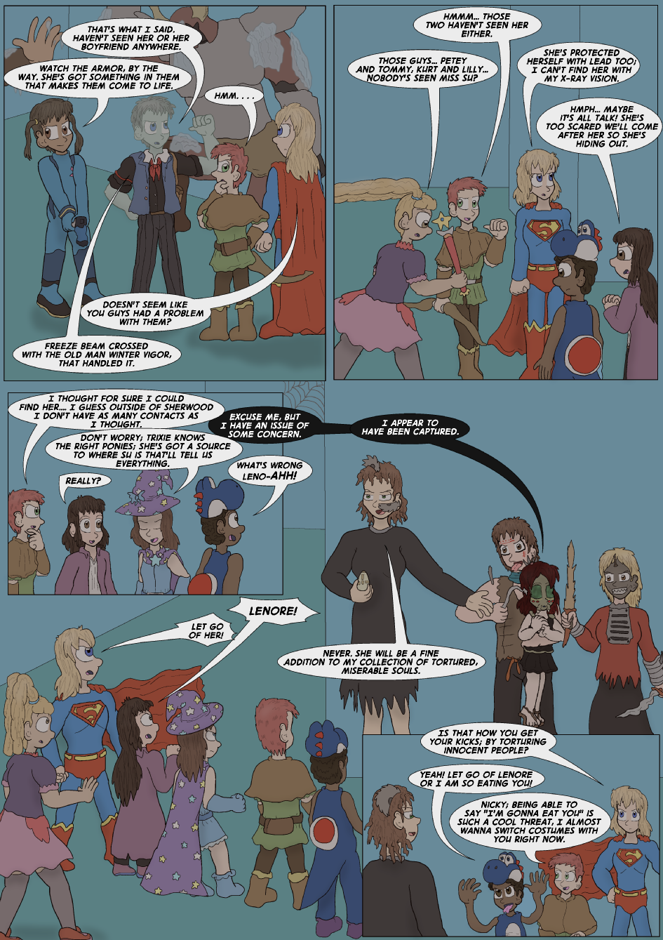 Who Blue Truly Are- Page 23