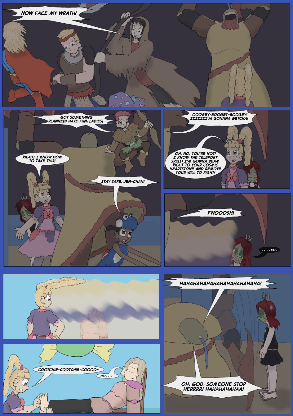 Who Blue Truly Are- Page 27