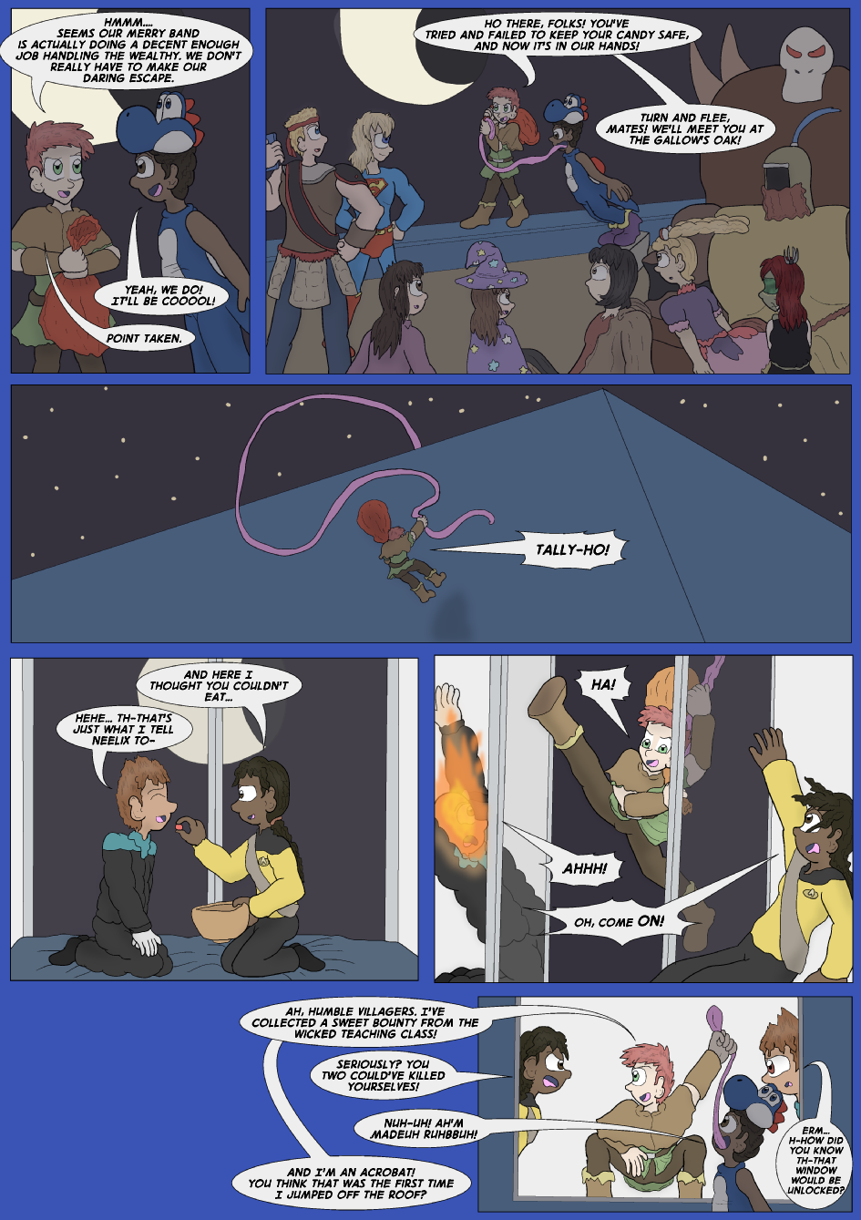 Who Blue Truly Are- Page 30
