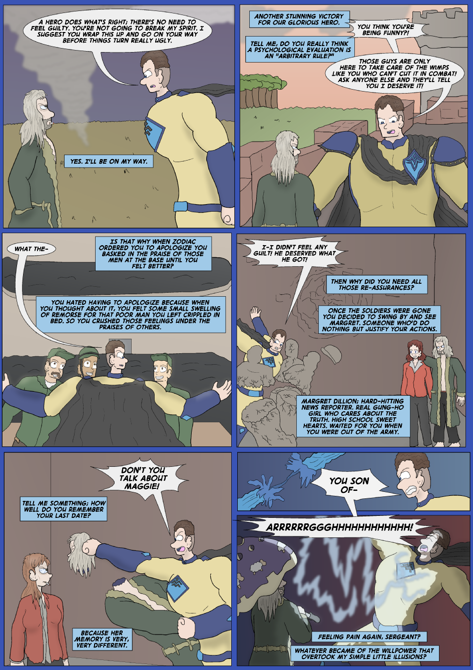 Who Blue Truly Are- Page 33