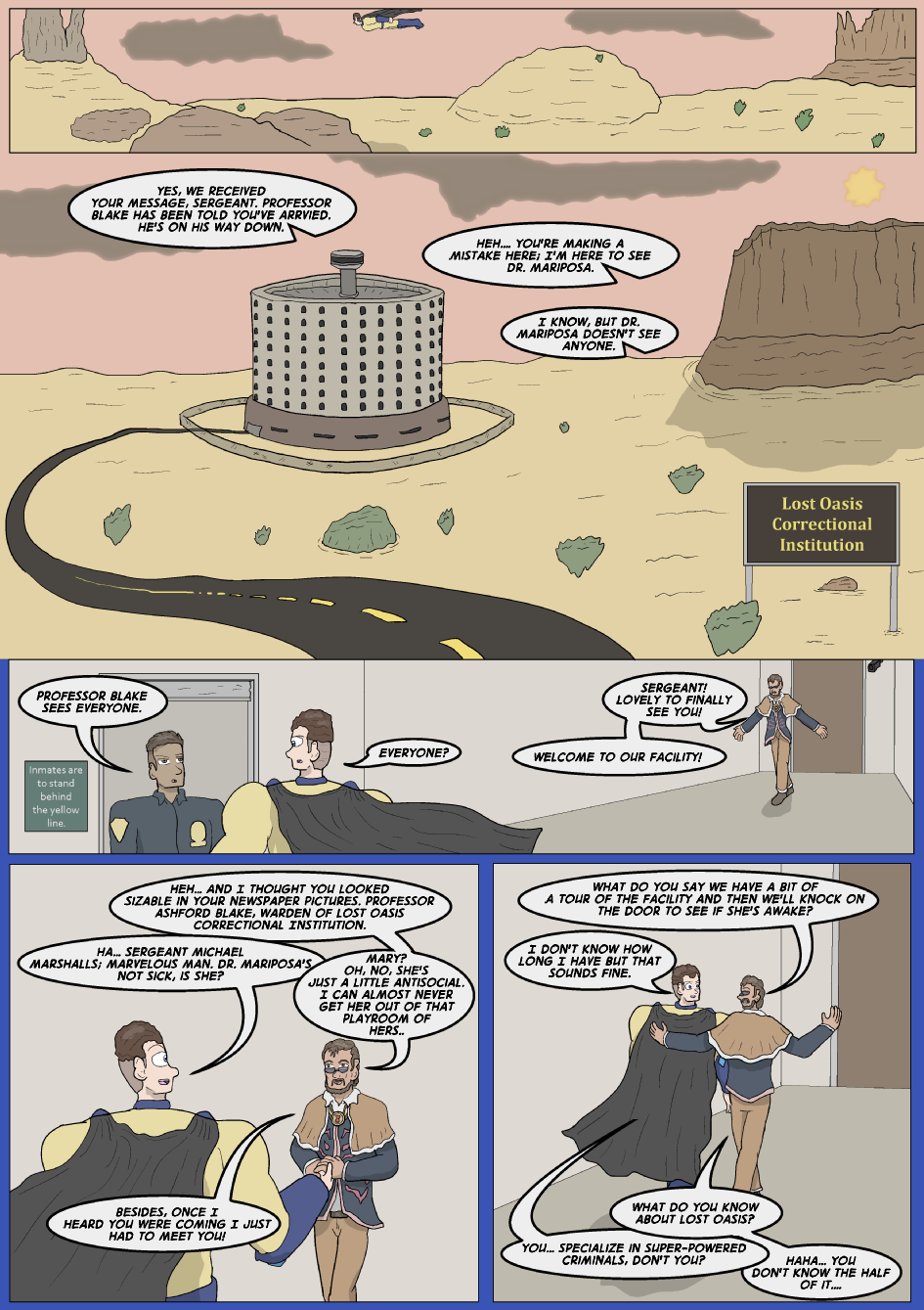 Lock Blue Up- Page 2