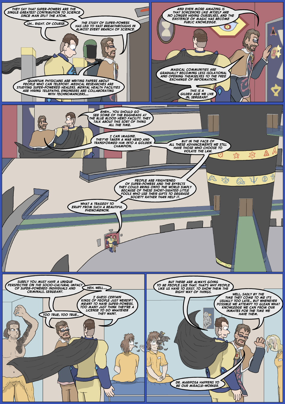 Lock Blue Up- Page 3