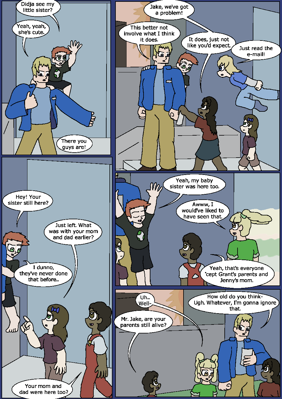 Blue Bloodlines, Page 17