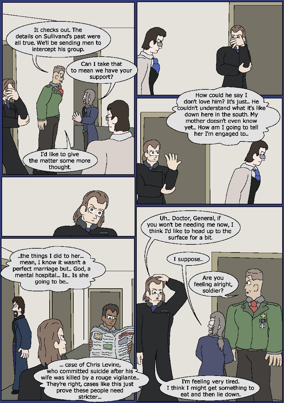 Darker Blue, Page 20