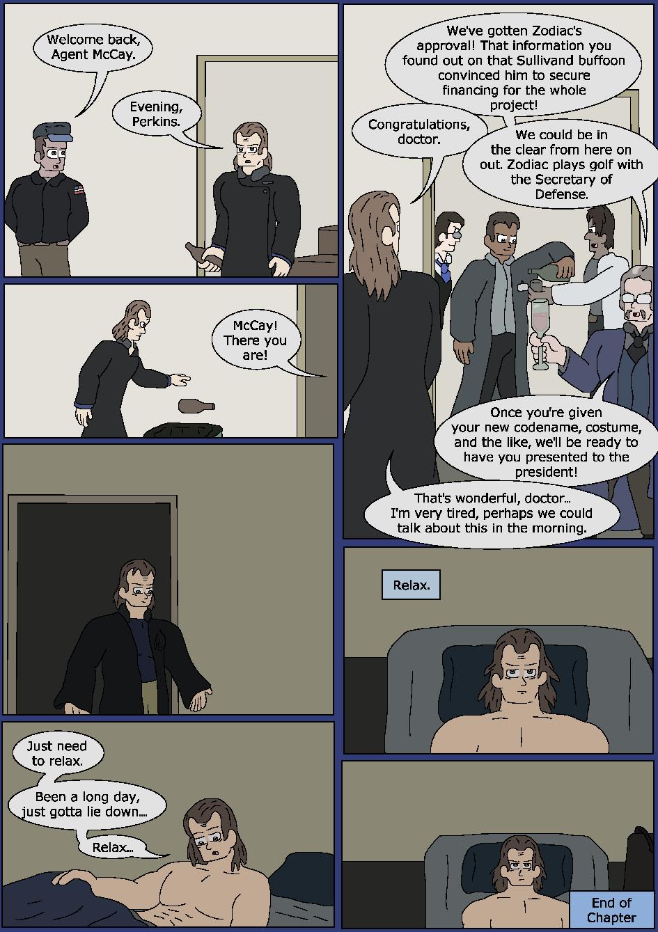 Darker Blue, Page 27