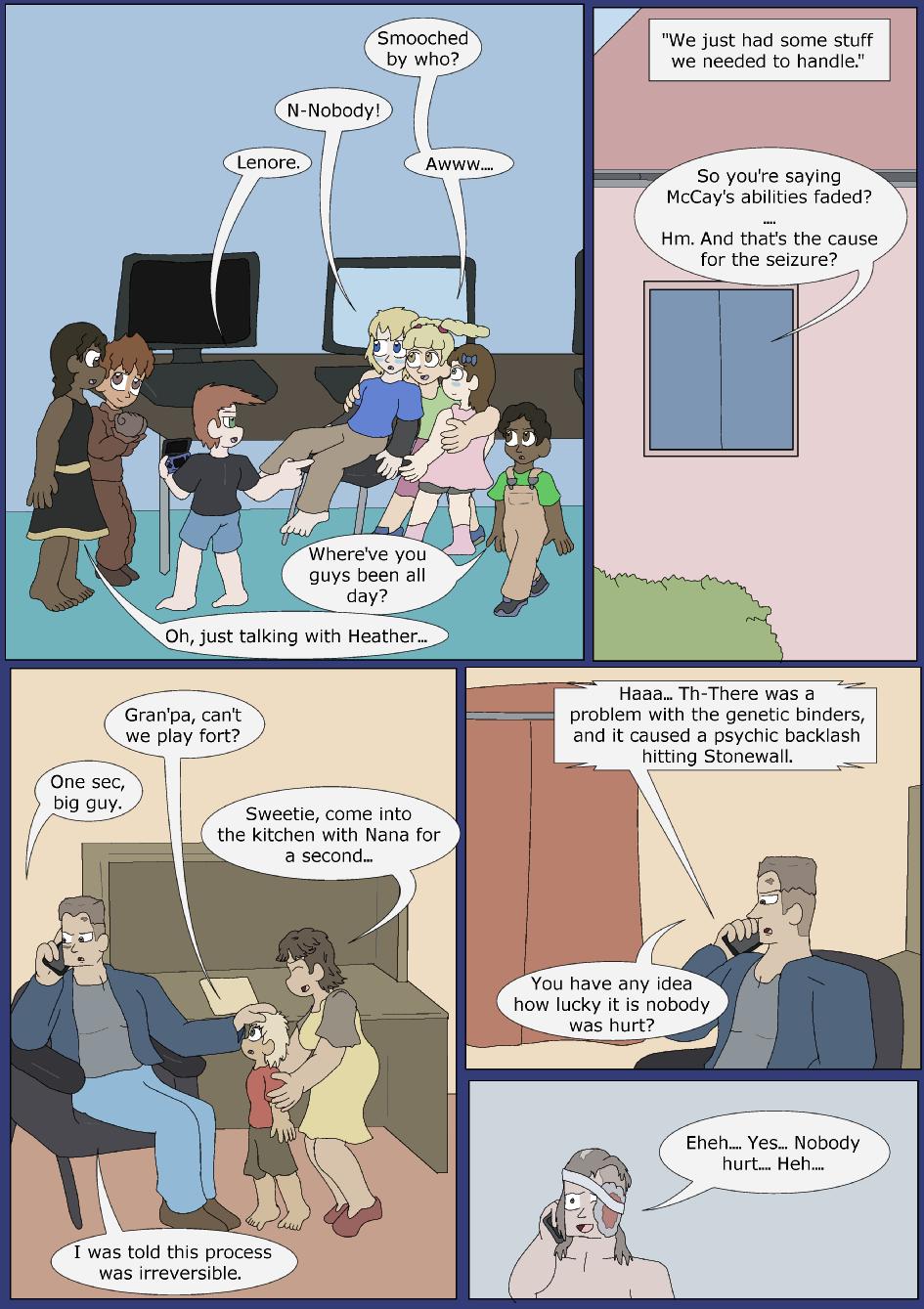 Blue Guardians, Page 18