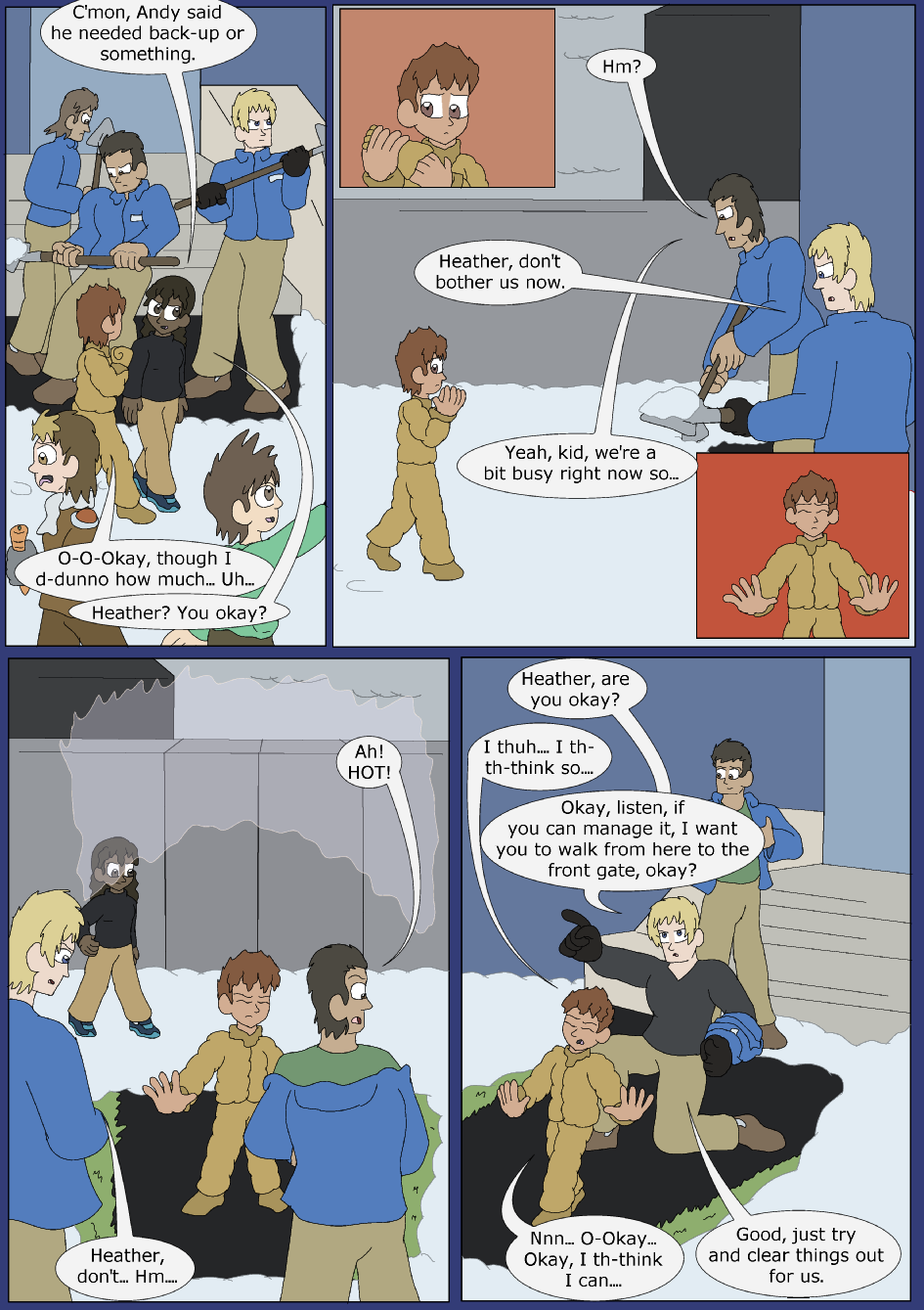 Icy Blue, Page 7