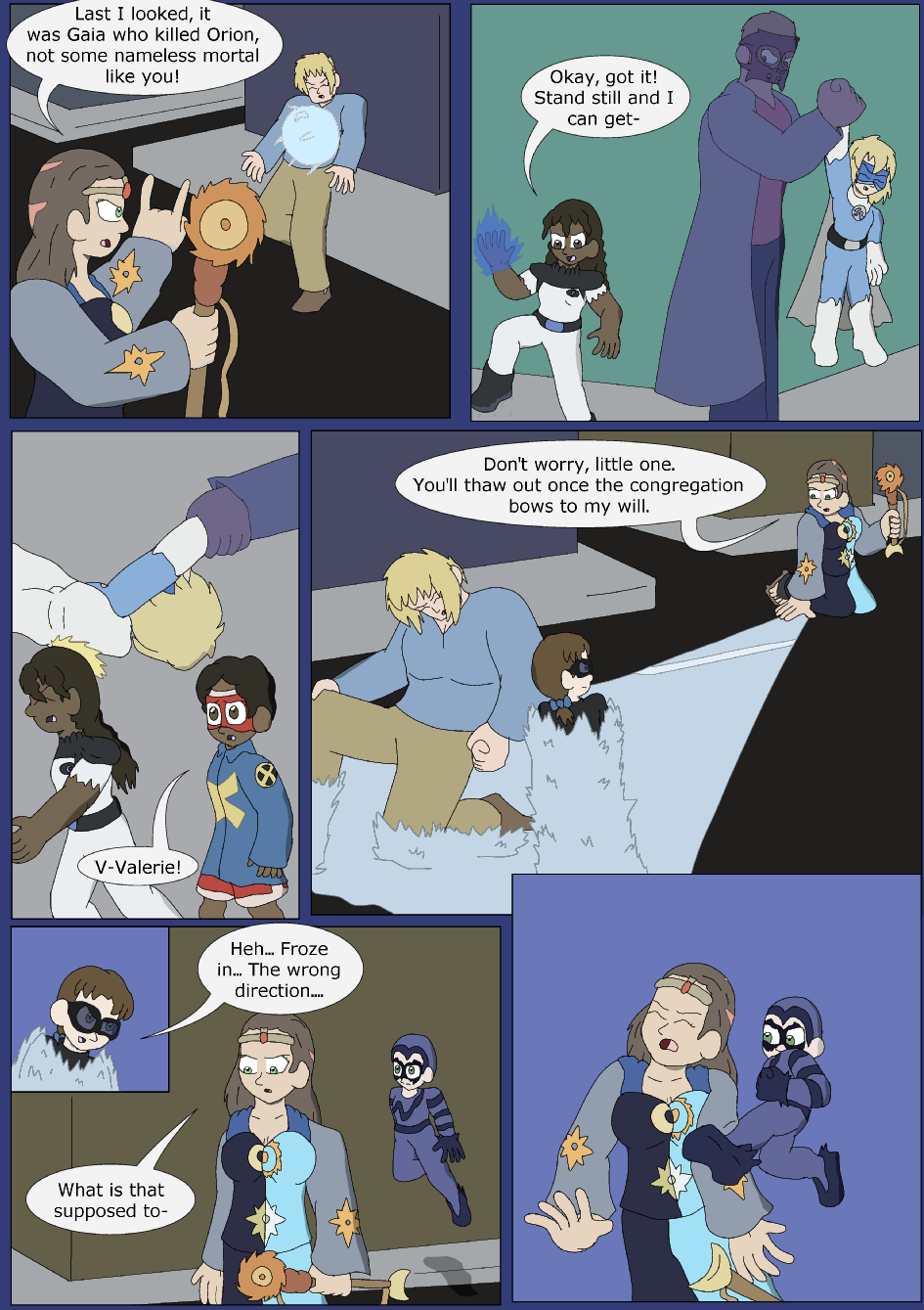 Icy Blue, Page 29